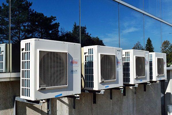 elektriker køge - erhverv varmepumpe