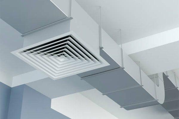elektriker køge - erhverv ventilationskanal