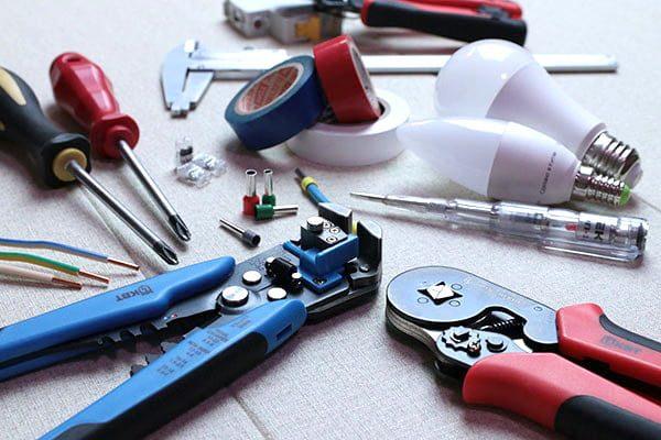 elektriker køge - værktøj
